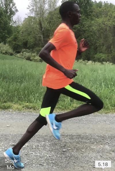 Daniel Kemoi winner of 2018 Philadelphia Broad Street Run